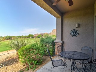 NEW! 3BR Gold Canyon Townhouse on Golf Course!