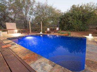 Ekhaya Bush Villa close to the iconic Kruger National Park