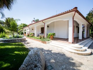 The Villa comprises two apartments that we rent out separately or together for more privacy.
