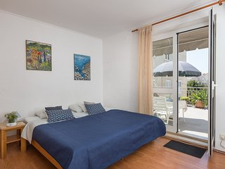 Apt Plavi Zal-One Bedroom Apartment with Terrace