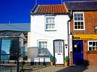 Seaside Fisherman Cottage ♥ Southwold