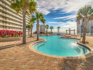 NEW LISTING! Waterfront condo w/ amazing views, shared hot tub, & pools