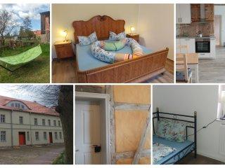 Mirabellenhof - kleine Ferienwohnung mit Altstadtblick