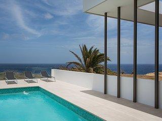 Riccavita penthouse met spectaculair zeezicht