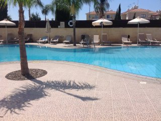Plenty of sun loungers and pool shower/toilets. Apartment Sophia is just a stones throw away.