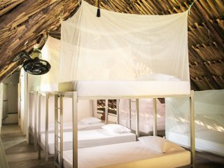 Los Colores Ecoparque Hotel Colombia - the room we offer is a kiosk-style 13 pax