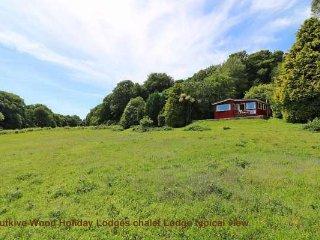'Pheasant Lodge' at Cutkive Wood