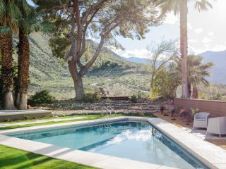 A private eden dedicated to 'hygge' with mountain view's second-to-none