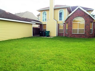 Spacious family setting 4 bedroom home in Sugar Land.