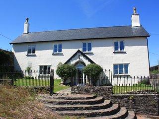 Farm House on Exmoor Upcott Farm House