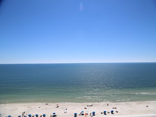 Royal Palms 1306 ~ Gulf Front ~ FREE Wifi, PENTHOUSE LEVEL, panoramic coastline