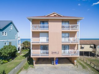 180 Degrees Oceanfront View!!! Top Floor End Unit!