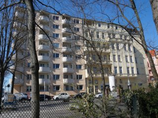 Berlin Downtown. A small, cosy, safe flat with view over Lietzensee, Park