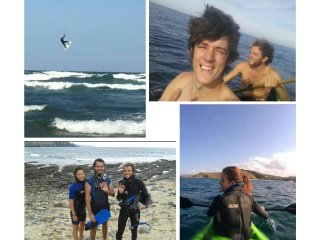 Padi freediving , spear fishing , kitesurfing , adventures ,Durban