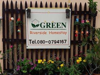 Green Riverside Homestay