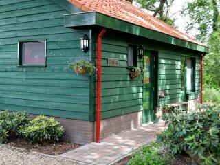 Vakantiewoning voor 2 pers, aan de rand van Gorssel tussen Deventer en Zutphen