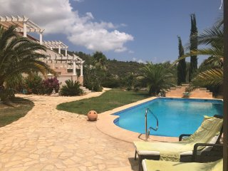 Apartment mit Bergblick in der Oasis de Luz