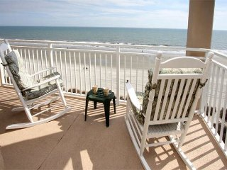 San-A-Bel OceanFront Corner Unit! View Endless Sunsets From the 5th Floor