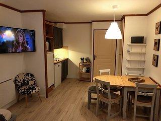 Duplex renove tout confort - 7 pers. - Proche des pistes & commerces !
