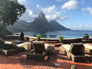 Caille Blanc Villas - Ultimate Luxury in St. Lucia
