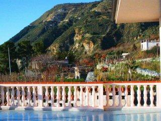 Villa Lina con Vista Mare