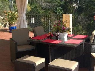 Luxury villa, peaceful retreat, but close to blue flag beaches