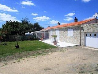 maison type 3 avec jardin clos