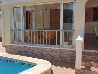 Private Villa with Own Pool Playa Flamenca sleeps up to 7 People