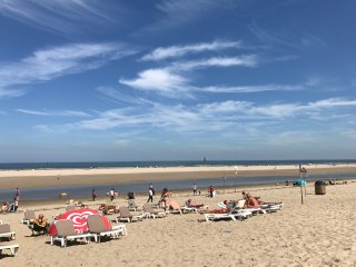 Haags Duinhuis, Familyfriendly beach Holiday home Kijkduin / The Hague II