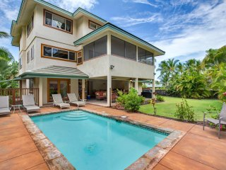 Private home in Kona Bay Estates Gated community, Keiki Beach 6-PHKBE6
