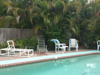 Key West Style Home-Cute and Immaculate