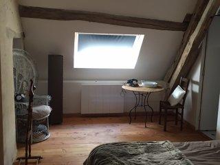 Les Murmures de Sandra - Suite 'Emmanuelle' - Chambre d'hôte