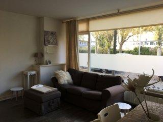 Compleet 2-kamer appartement nabij Alkmaar-centrum, bos en strand