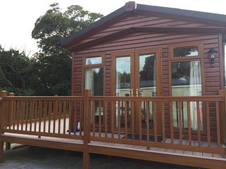 Coquet Lodge, holiday rental in Felton, Northumberland