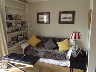 Appartement avec terrrasse au soleil holland park
