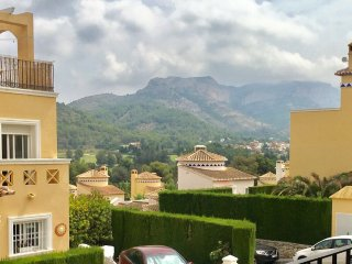 Scenic two bed appt (sleeps 6) with pool - La Sella Golf course adjacent