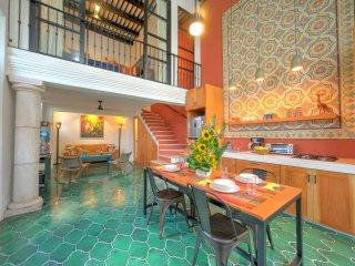 Casa Jirafa, Lovely Santa Lucia Loft