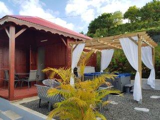 Nature Lodge 'Gites Lecres' avec Spa