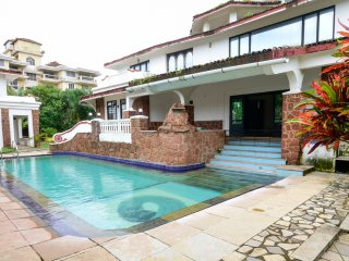 TripThrill Rustic Contemporary 5BHK Villa With Pool