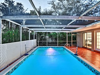 3BR Miami House w/Private Heated Pool!