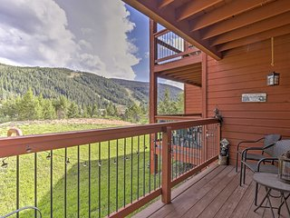 Charming Keystone Condo - Walk to Village & Lifts!