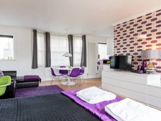 Brighton Lanes Studio 3: Fabulous studio flat in the heart of The Lanes!