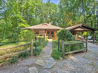 NEW! Private 3BR Tryon Cottage - Walk to Village!