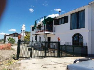 Balcon la Almorzara.situada junto al Parque Natural de las Sierras Subbeticas