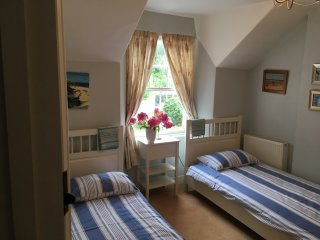 The Retreat - in a peaceful village but only a mile from Wadebridge town.