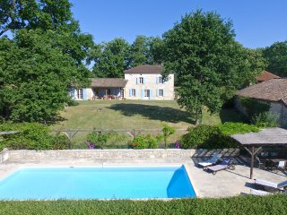 A special 4 bedroom stone house, with wonderful gardens and a Private Pool