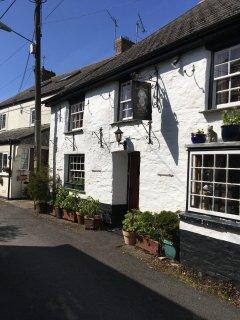 Pub in Village