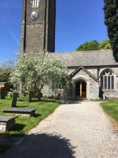 Egloshayle Village Church