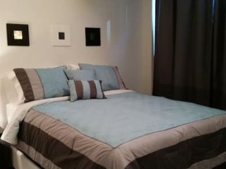 2 BR+Den Suite at Infinity Condos in Grand Trunk