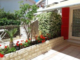 Villa-apartment rent in  Riviera del Conero  Marcelli of Numana